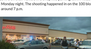 Khyrie Isaac Fatally Injured in Olney, PA Shopping Center Parking Lot Shooting; One Other Woman Injured.