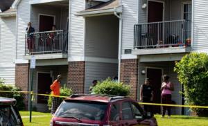 Eagle Ridge Square Apartments Shooting in Flint, MI Fatally Injures One Man.