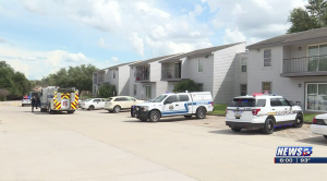 Bryan, TX Apartment Complex Shooting Leaves One Man Injured.