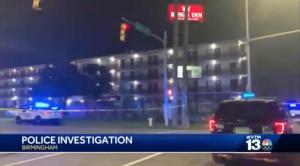 Hernado Retion McJunkins Fatally Injured in Birmingham, AL Hotel Shooting.