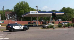 Telly Tramaine Blair Fatally Injured in Minneapolis, MN Gas Station Shooting.