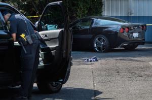 Chevron Parking Lot Carjacking/Shooting in Oakland, CA Leaves One Man Injured.