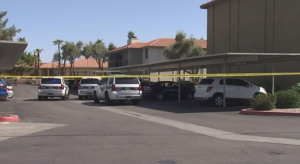Samuel Casas Fatally Injured in Phoenix, AZ Apartment Complex Attempted Robbery/Shooting.