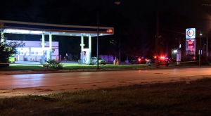 Cleveland, OH Gas Station Shooting Claims Life of One Woman.