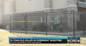 Echelon Apartments Shooting in Lubbock, TX Fatally Injures Teen Boy.