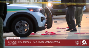 Level E Lounge Shooting in Lake Worth, FL Leaves One Woman Injured.