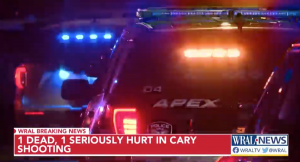 Gilbert Noel Guzman Loses Life in Cary, NC Apartment Complex Shooting; One Other Person Injured.